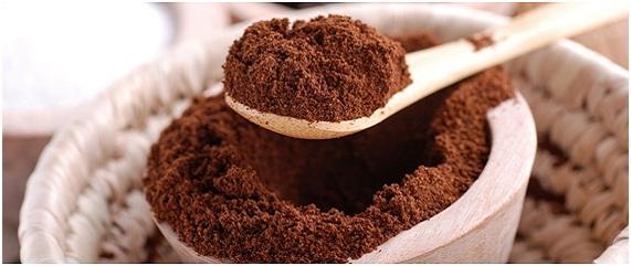 exfoliante de cafe para piel grasa