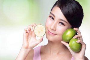 mascarilla para aclarar la piel con limon