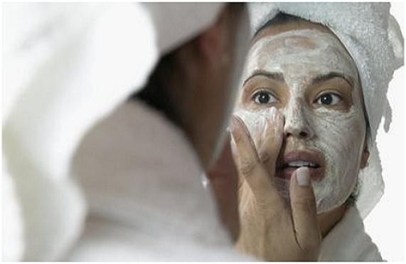 mascarilla con avena para el acne