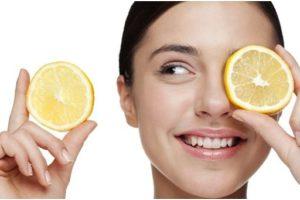 mascarilla de limon para el acne